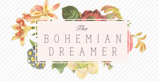 Bohemian Dreamer Blog Header Cropped