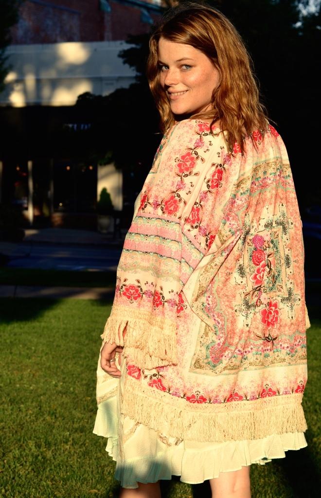 Floral Kimono Bohemian